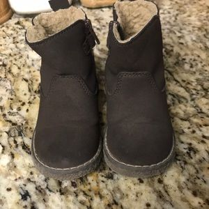 Gap toddler size 7 boys boots